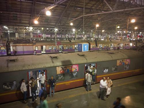 Chhatrapati Shivaji Terminus St. 1