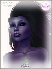 AD Catalina TMP Face - Fantasy - (F4) Violent