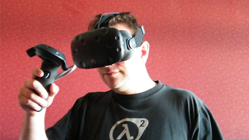 HTC Vive Impressions - Part 1