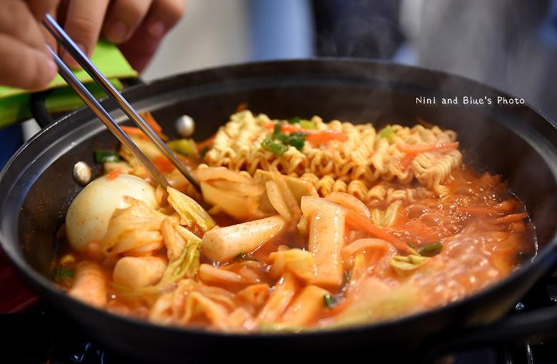 台中韓式料理一中街求求辣年糕菜單價位21