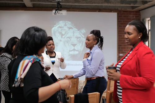 Lioness Lean In Breakfast Event JHB 17 March 2016