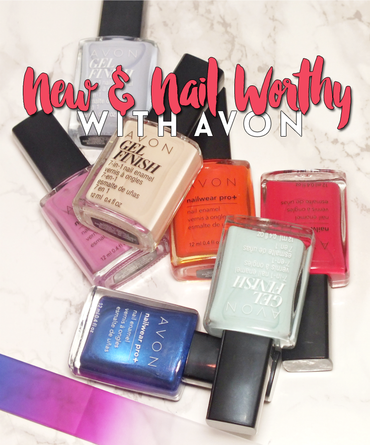 avon new & nail worthy
