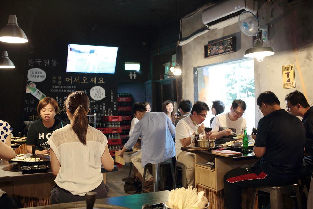 20160610萬華-三角三韓國烤肉 (7)