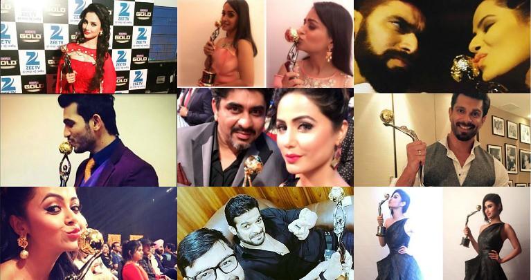 Zee Gold Awards 2016 Full Show Live