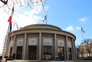 Paris - Palais d'Iéna