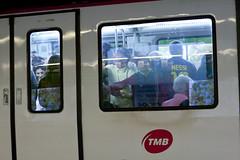 Messi in metro