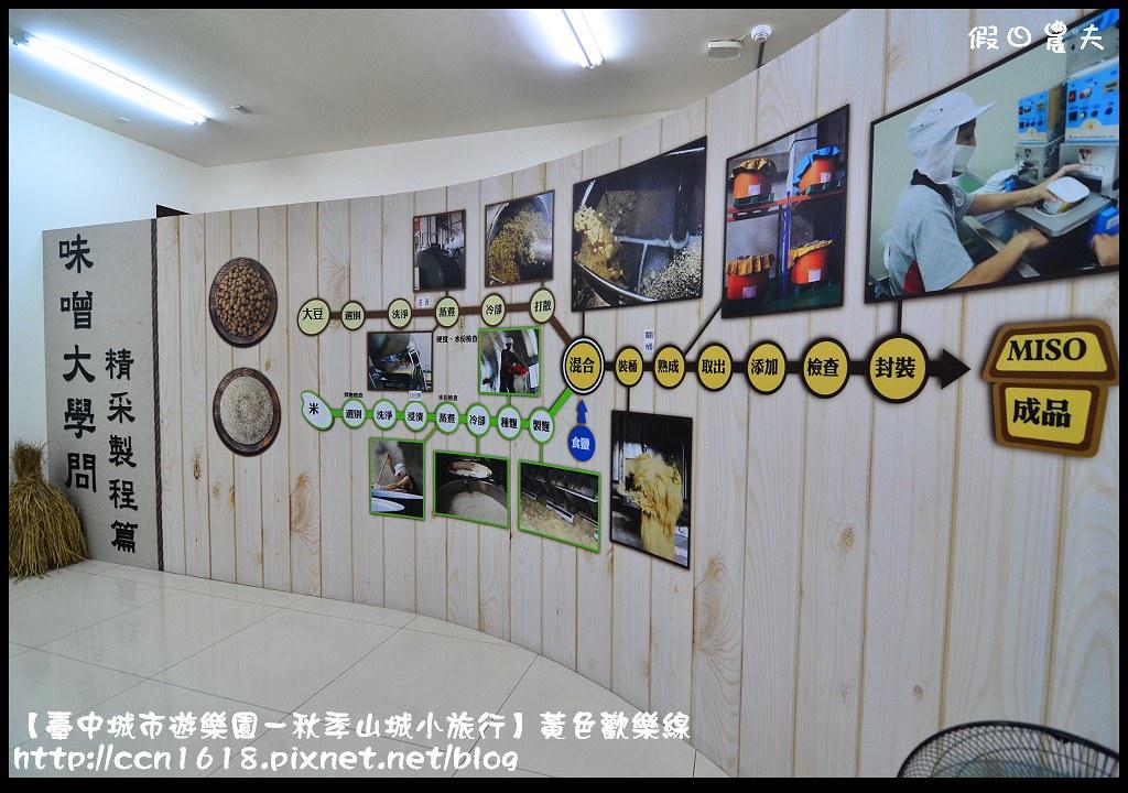 【臺中城市遊樂園-秋季山城小旅行】黃色歡樂線DSC_4617