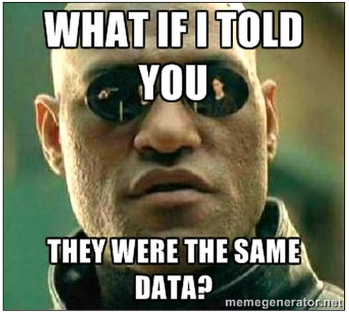 What_if_I_told_you_They_were_the_same_data__-_What_if_I_told_you___Matrix_Morpheus___Meme_Generator
