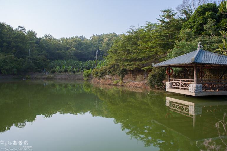 台南私藏景點-南化大貢山連心湖 (10)