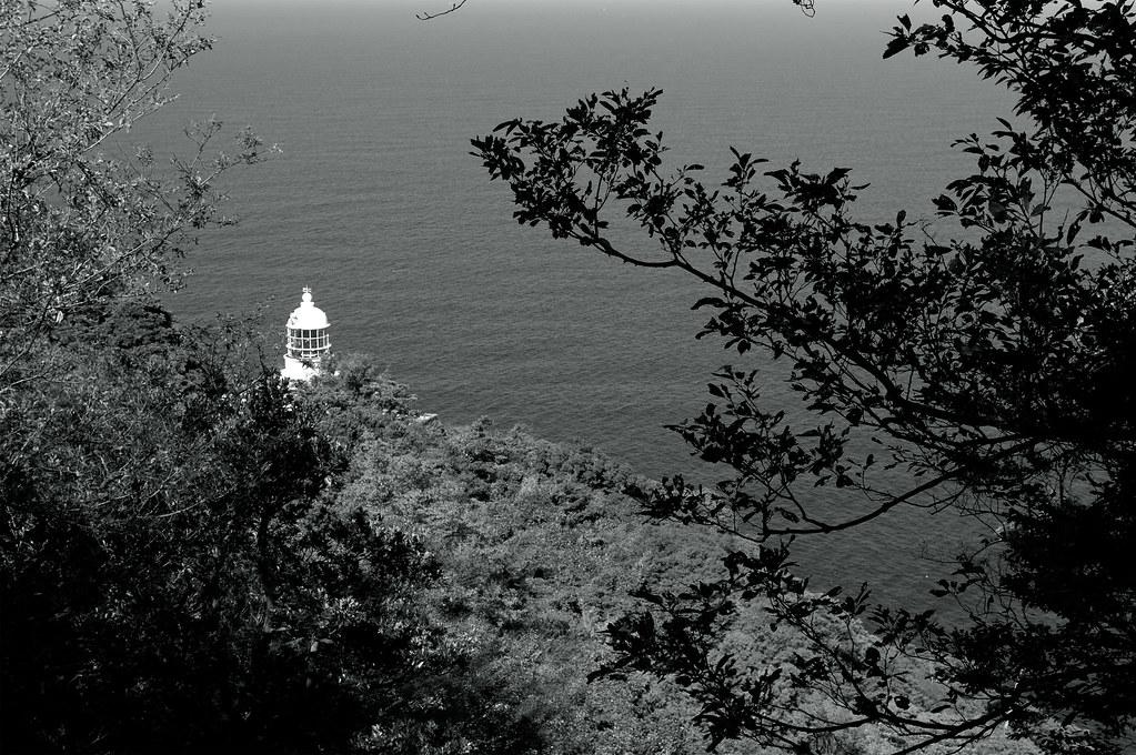 経ヶ岬灯台|京都府京丹後市丹後町