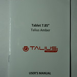 Tablet Talius Amber 21