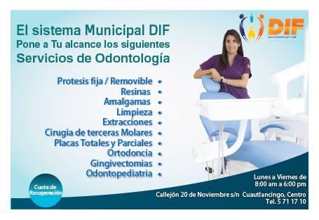 Servicios DIF Cuautlancingo