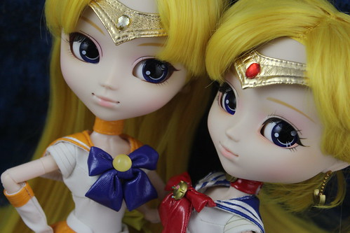 Sailor Venus & Sailor Moon