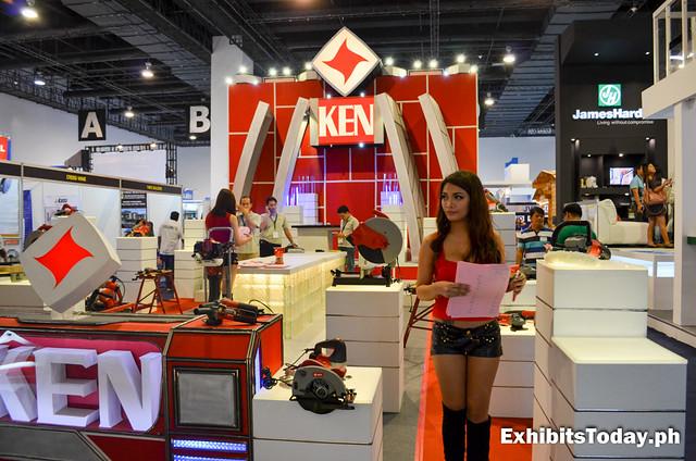 Ken Trade Show Stand
