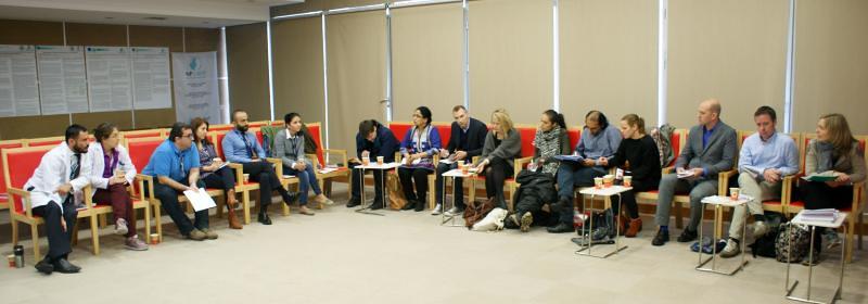 Norveçli psikiyatrist ve psikologlar NPİSTANBUL'u ziyaret etti… 2