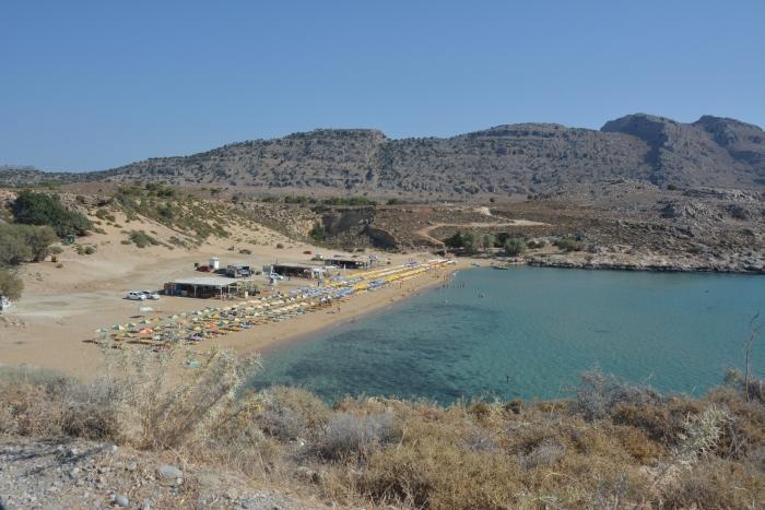 Rhodos_Agathi Beach