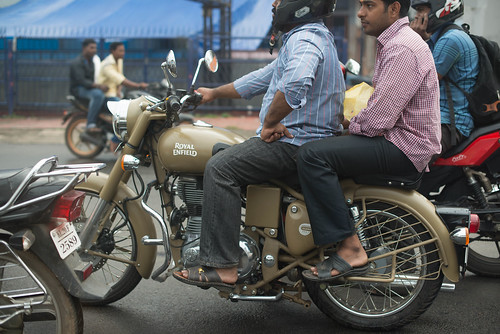 Royal Enfield, Trivandrum