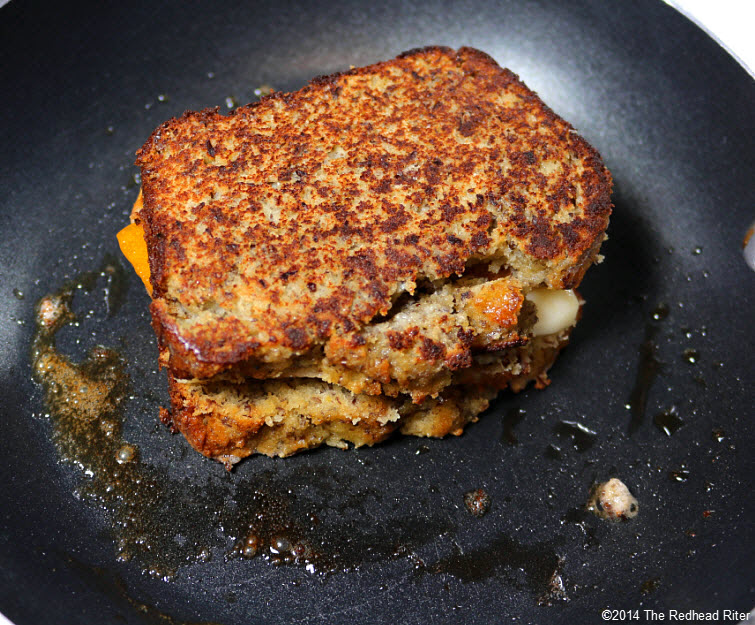 11 Grain Free Grilled Cheese Pear Sandwich recipe