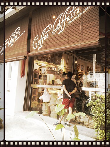 5 Elements Of My Life Coffee Place Coffee Affairs Bishop Street Penang