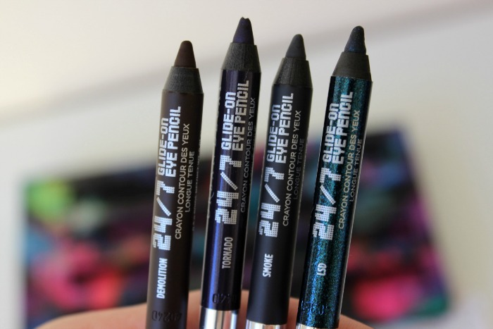 Urban Decay Black Magic 247 Eyeliner Set 3