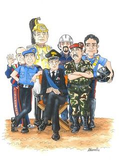 Calendario Carabinieri Dove Si Compra.Casamassima Nel Cuore Dell Arma Antonio Mariella E Il
