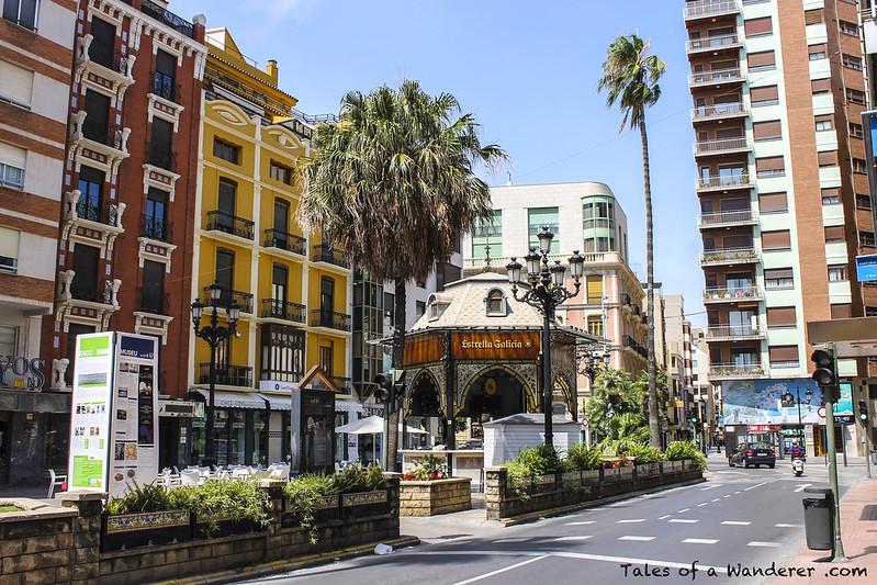 CASTELLÓN DE LA PLANA - Plaça de la Pau