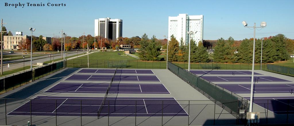 Brophy Tennis Courts
