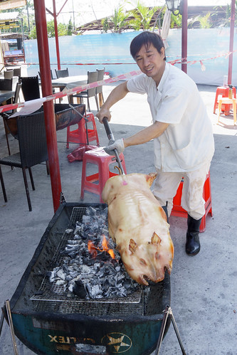 麥師傅參上~ 燒豬BBQ!
