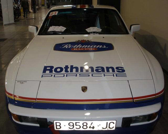 ROTHMANS PORSCHE