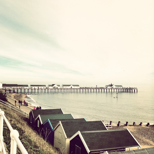 View of Southwold pier