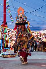 Kalmyk Tsam Ceremony