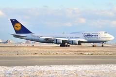 Lufthansa I Boeing 747-400 I D-ABVM I Hessen I YYZ/CYYZ