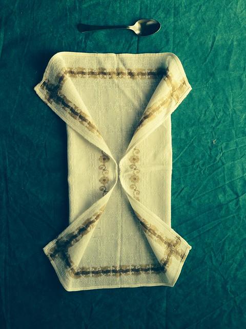 pliage de serviette 1
