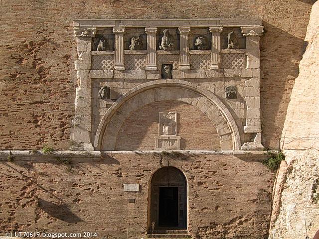 Perugia - Porta Marzia