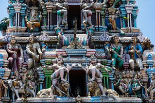 Colombo. Kathiresan Kovil.