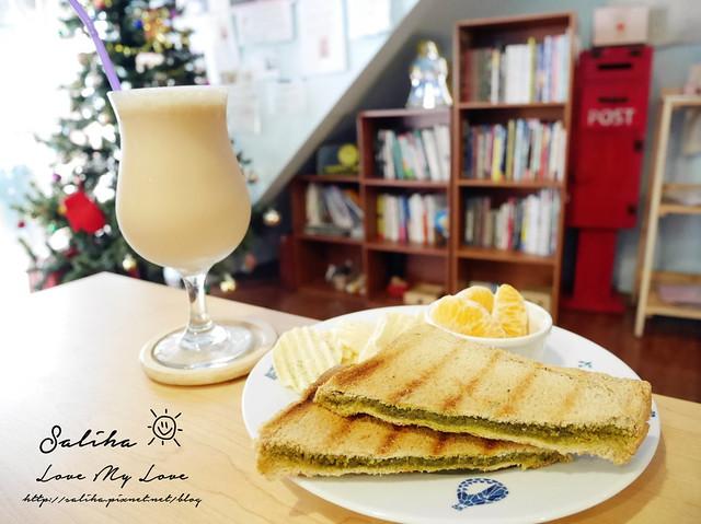 台北師大夜市下午茶咖啡館推薦紙飛機cafe (17)