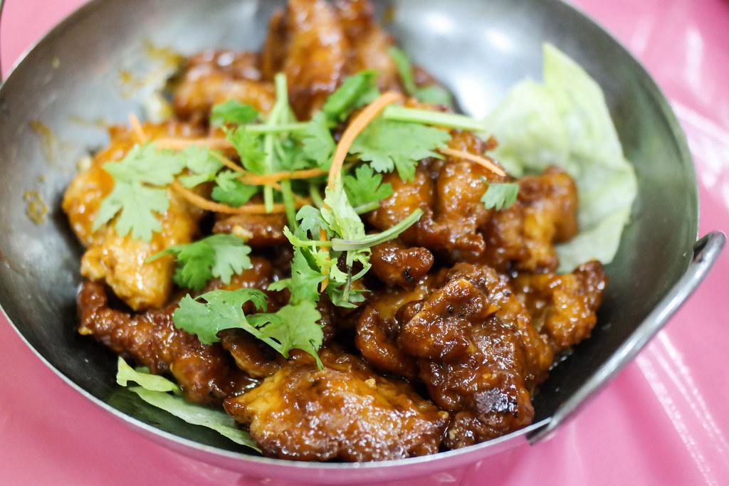 Ban Leong Wah Hoe Seafood's Jing Du Pai Gu (Kyoto Pork Ribs)