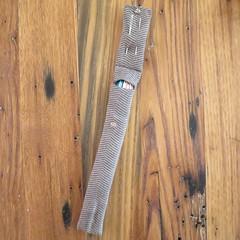 Iron Craft 14 Challenge #25 - Sock Knitting Needle Case