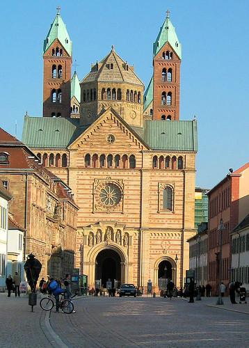 Speyer, Westwerk