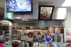 Jennie Cook at Surfas (Culver City, CA)