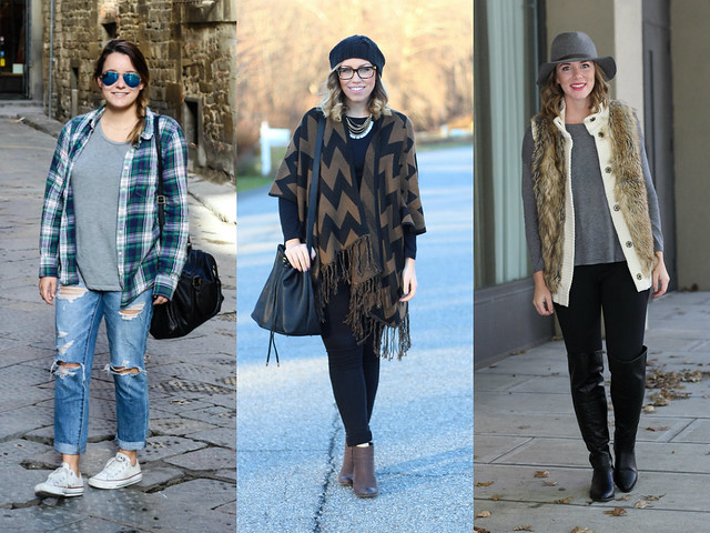 What to Wear in November | #LivingAfterMidnite