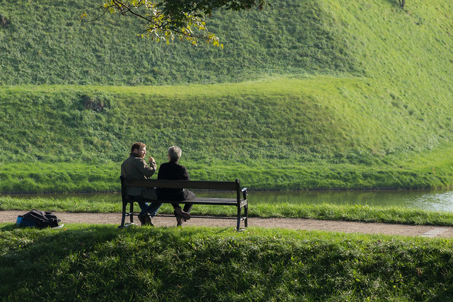 Family Moments - Kastellet - Copenhagen