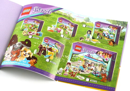 LEGO Friends 41087 Bunny and Babies 12
