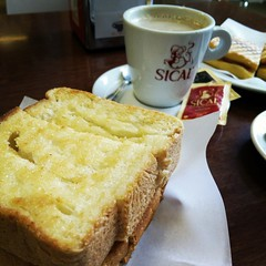 meal, breakfast, baking, baked goods, food, dish, cuisine, toast,