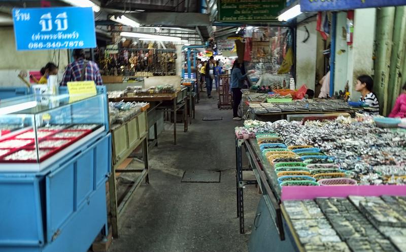 Amulet Market Building