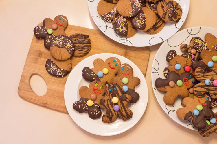 Christmas 2014 Gingerbread