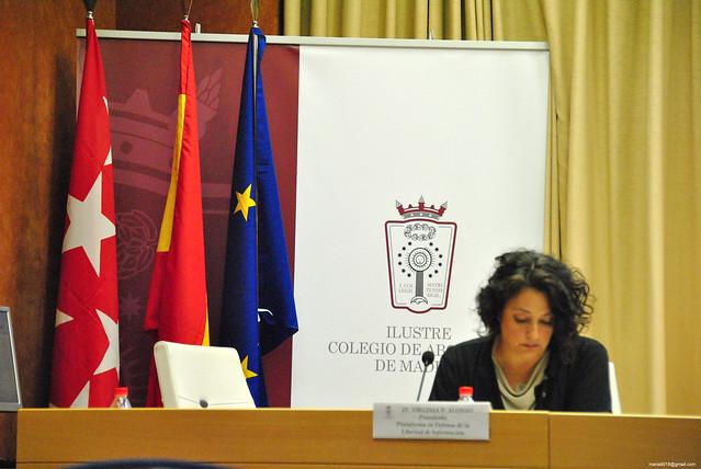 Virginia P.Alonso, presidenta de la PDLI