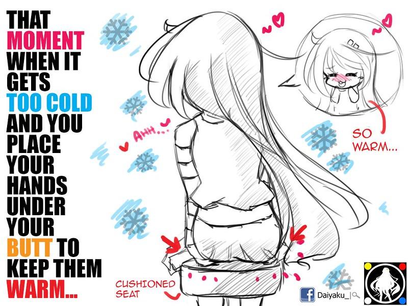 Daiyaku - Too cold