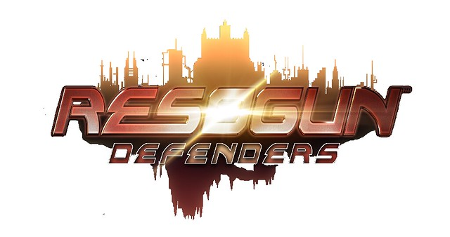 Resogun Defenders Logo