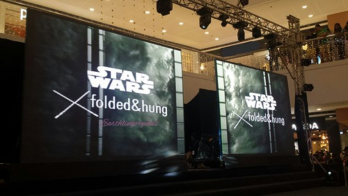 Star Wars x Folded and Hung Limited Edition Collection Launch